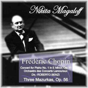Frédéric Chopin: Concert for Piano No. 1 in E Minor, Op. 11 - Three Mazurkas, Op. 56