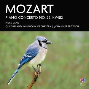 Mozart Piano Concerto No. 22, K. 482