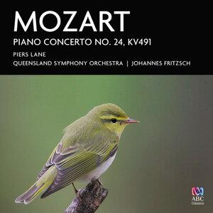 Mozart Piano Concerto No. 24, K. 491