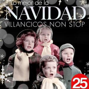 Lo Mejor de la Navidad. 25 Villancicos Non Stop