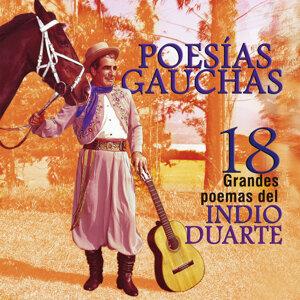 Poesías Gauchas - 18 Grandes Poemas del Indio Duarte