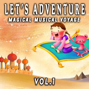 Let's Adventure, Vol. 1
