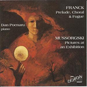 César Franck: Prélude, choral et fugue & Modest Mussorgski: Tableaux d'une exposition