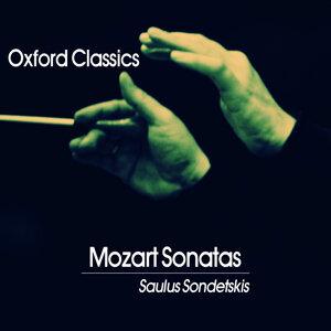 Oxford Classics, Mozart Sonatas