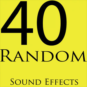 40 Random Sound Effects