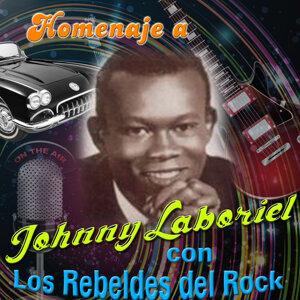 Homenaje a Johnny Laboriel Con los Rebeldes del Rock