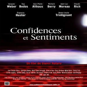 Confidences et sentiments (Bande originale du film)