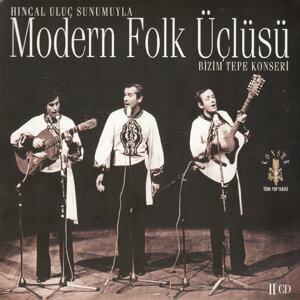 Modern Folk Üçlüsü Bizim Tepe Konseri Türk Pop Tarihi - 1