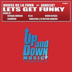Lest Get Funky ( Remixes)