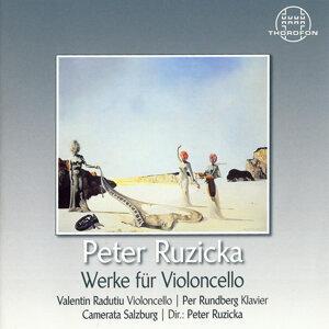 Ruzicka: Werke für Violoncello