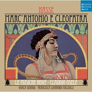 Hasse: Marc'Antonio e Cleopatra