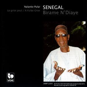 Senegal: Nalanke Pular, Le griot peul (A Fulbe Griot)