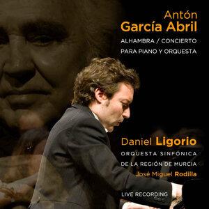 Antón Garcia Abril: Alhambra & Concierto para Piano y Orquestra