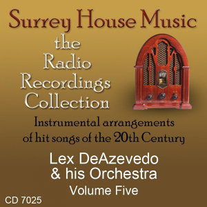 Lex Deazevedo & His Orchestra, Vol. 5