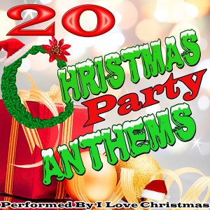 20 Christmas Party Anthems