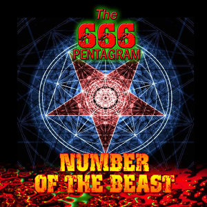 The 666 Pentagram: Number of the Beast