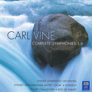 Carl Vine: Complete Symphonies