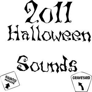2011 Halloween Sounds