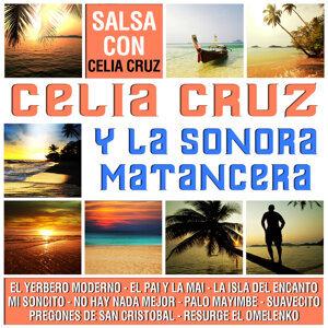 Salsa Con Celia Cruz
