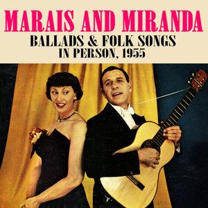 Ballads & Folk Songs, In Person 1955