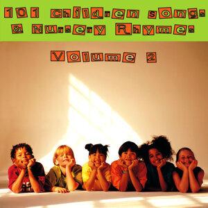 101 Children's Songs & Nursery Rhymes, Vol.2