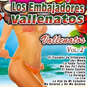 Vallenatos Vol. 2