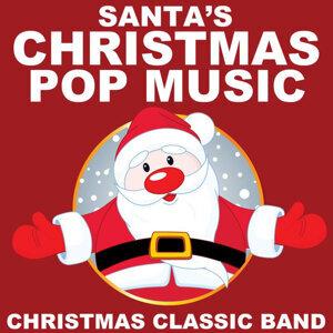 Santa's Christmas Pop Music
