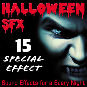 Halloween Sfx. Sound Effects for a Scary Night. 15 Special Effect