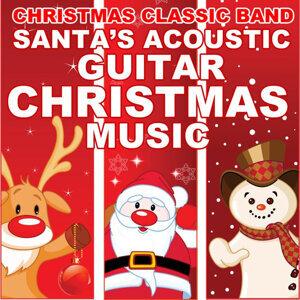 Santa's Acoustic Guitar Christmas Music