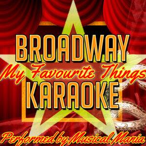 My Favourite Things: Broadway Karaoke