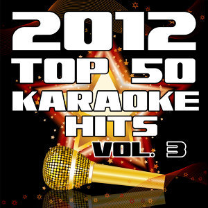 2012 Top 50 Karaoke Hits, Vol. 3