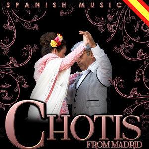 Spanish Music. Chotis from Madrid