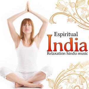Spiritual India. Relaxation Indu Music