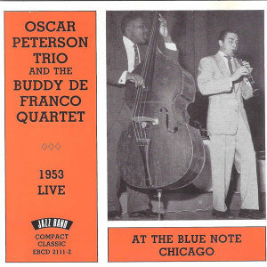 Live 1953 - At the Blue Note Chicago