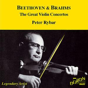 Beethoven & Brahms: The Great Violin Concertos
