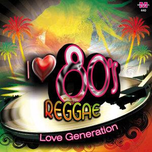 I Love 80's Reggae