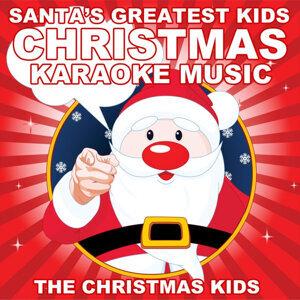 Santa's Greatest Kids Christmas Karaoke Music