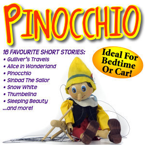 Pinocchio - Short Stories