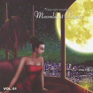Late Night Moods: Moonlight Bossa, Vol. 1 - Instrumental