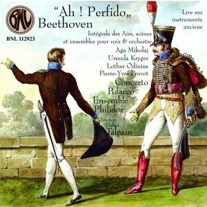 Beethoven: Intégrale des Airs, scènes et ensembles pour voix & orchestre