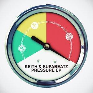 Pressure - EP