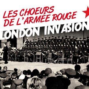 London invasion