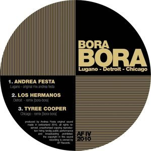 Bora Bora : Lugano Detroit Chicago