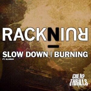 Slow Down / Burning - Illaman