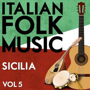 Italian Folk Music Sicilia Vol. 5