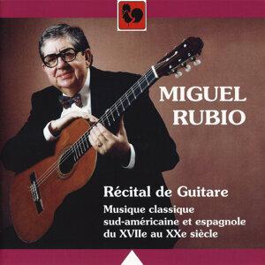 Récital de Guitare: Musique classique sud-américaine et espagnole du XVIIe au XXe siècle (Guitar Recital: Classic South American and Spanish Music from the 17th to the 20th Century)