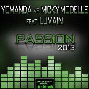 Passion 2013 - Yomanda vs. Micky Modelle