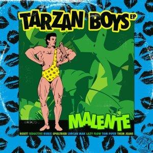 Tarzan Boys EP