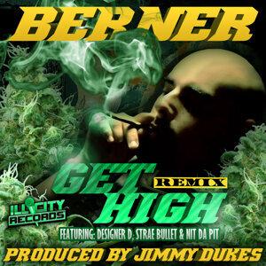 Get High (Remix) [feat. Designer D, Strae Bullet & Nit da Pit]