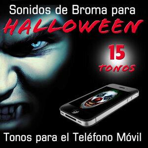 15 Tonos para el Teléfono Movil. Sonidos de Broma para Halloween